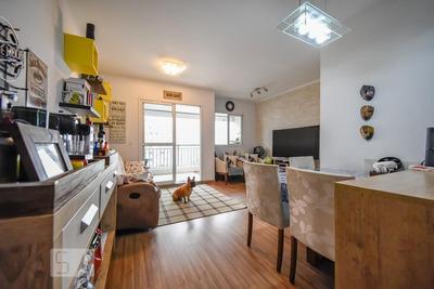 Apartamento No 15º Andar Mobiliado Com 2 Dormitórios E 2 Garagens - Id: 892932471 - 232471