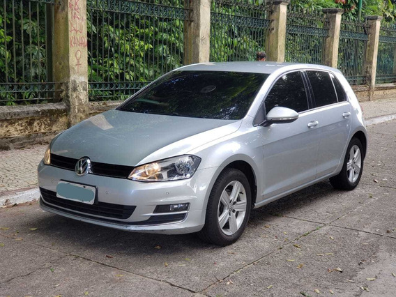 Golf Highline 1.4 Tsi 140cv Aut 2014/2015 - (ipva 19 Pago)