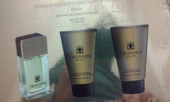 Kit Perfume Importado Trussardi My Landy
