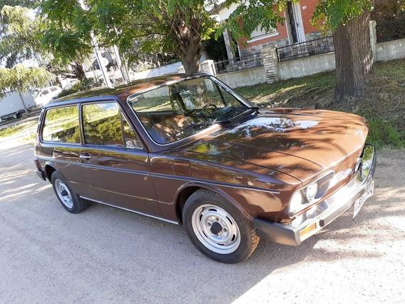 Volkswagen Brasilia Año 81