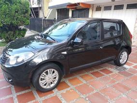 Renault Sandero 2012 Gt Line 1600 16v, Placa De Envigado.