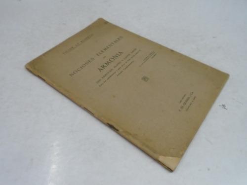 Nociones Elementales De Armonia Victor De Rubertis