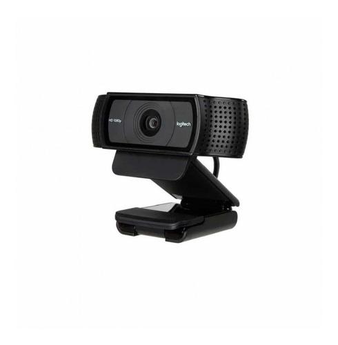 Camara Web Logitech Hd Pro C920, 15 Mp, 1080p Widescreen
