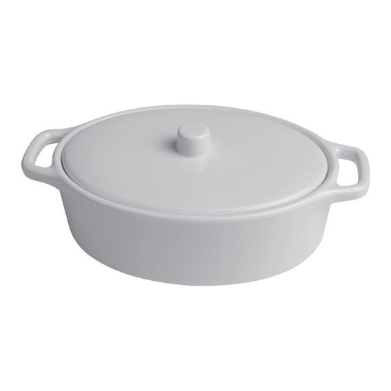 Mini Panela Oval 17 Cm - Melamina - Profissional