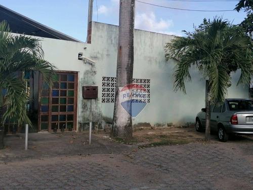 Ponto Comercial Com Estrutura De Clube À Venda, 400 M² - Rosa Dos Ventos - Parnamirim/rn - Pt0010