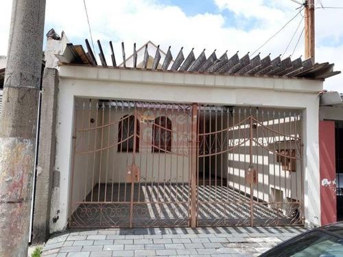 Imagem 1 de 6 de Tatuapé - Casa Térrea Antiga, Terreno 5 X 30 - Proxima Ao Metrô Carrão - 927