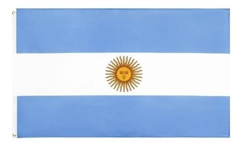 Imagen 1 de 6 de Bandera De Argentina 90*150cm