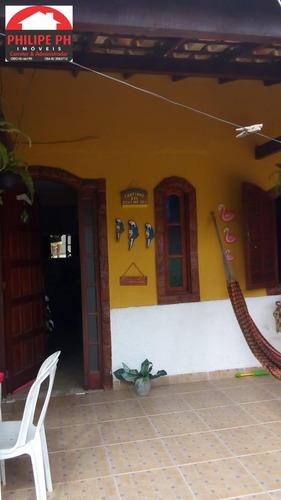 Vendo Casa No Balneário 02 Quartos São Pedro Da Aldeia Rj! - 1249