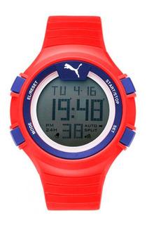 Reloj Puma 911261005 Digital Hombre Original/nuevo