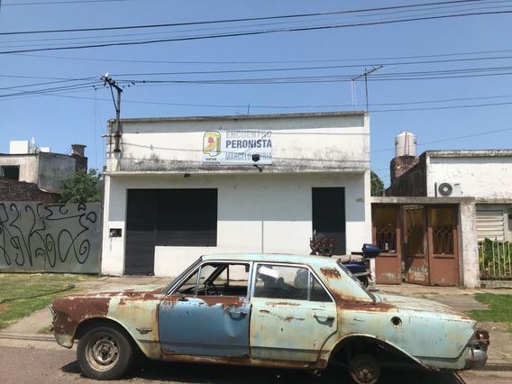 133 Entre 47 Y 49. Casa A Reciclar/demoler, Lote 10x40, La Plata.-