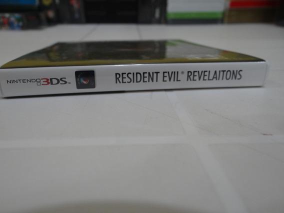 Resident Evil Revelaitons Com Erro Impressão (revelations)