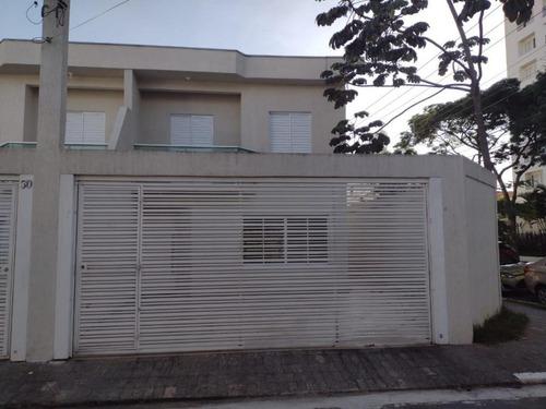 Sobrado Com 3 Dormitórios À Venda, 129 M² Por R$ 748.000,00 - Mooca (zona Leste) - São Paulo/sp - So1261
