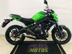 Kawasaki Er-6n Moto Super Nova Sem Detalhe