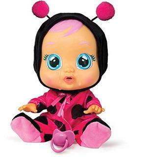 Baby Wow - Cry Babies Lady Mariquita