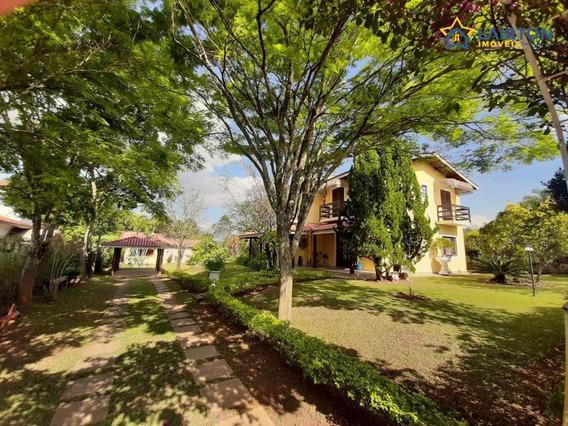 Chácara Com 3 Dormitórios À Venda, 1060 M² Por R$ 980.000 - Alpes D