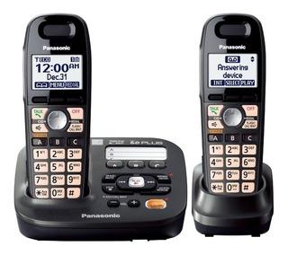 Telefono Inalambrico Panasonic Kx-tg6592 Dect 6.0
