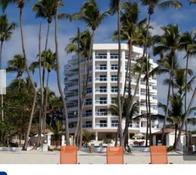 Vendo Apto Frente A La Playa, Financiamiento Disponible