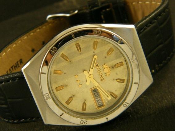 Relógio Orient Automático Cristal