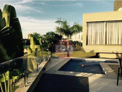 Casa Com 4 Dormitórios À Venda, 410 M² Por R$ 2.800.000 - Condomínio Mont Blanc - Sorocaba/sp - Ca1512