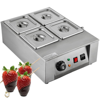 Vevor Electric Chocolate Melting Pot Machine For Bakeries