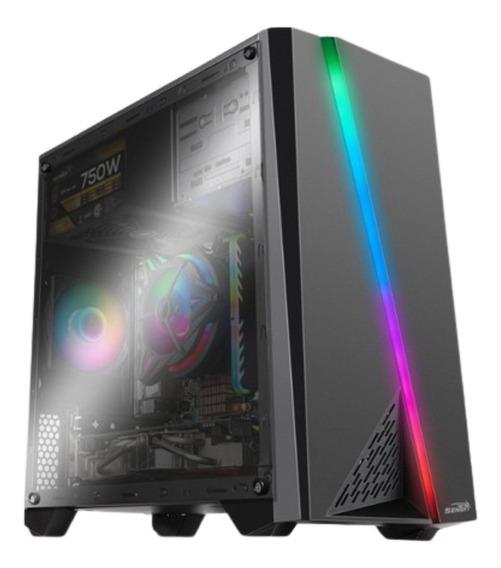 Gabinete Sentey F10 Gamer Lateral Transparente Fs10