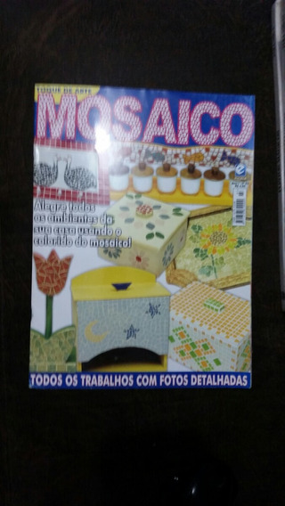 Revista Toque De Arte Mosaico