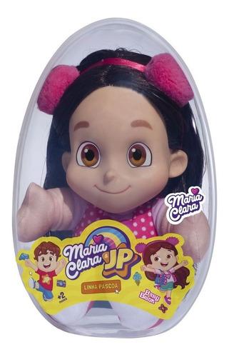 Boneca Maria Clara Pascoa Babybrink 17cm
