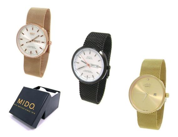 Reloj Para Caballero Con Estuche Y Envio Gratis Ppb15