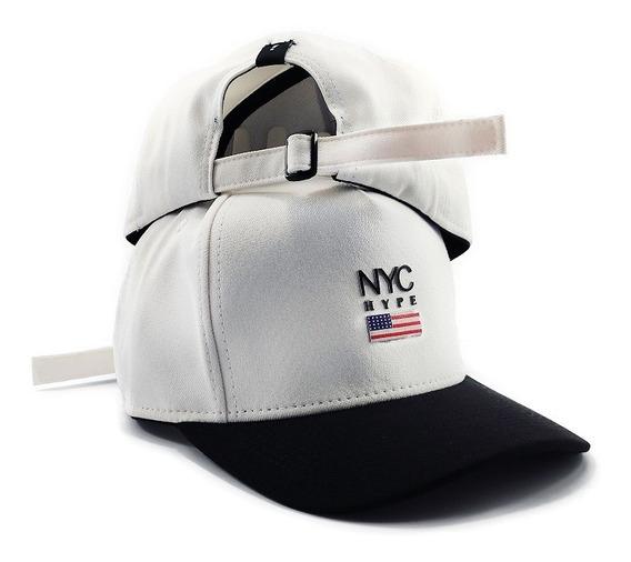 Boné Fita Fitão Nyc New York City Higt Life Premium - Barato
