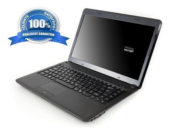 Notebook Positivo N250i Intel Core I5 4gb Hd 500gb Seminovo
