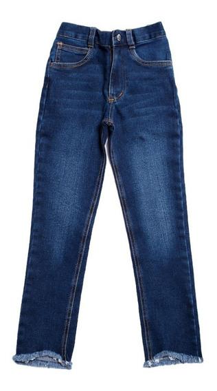 Blue Jean Bambino Para Niña Damaged