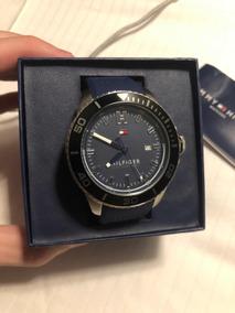 Relógio Tommy Hilfiger (original Com Certificado)
