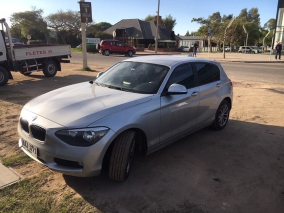 Bmw 114i 1600 Turbo Año 2014 Ficha En Motor House