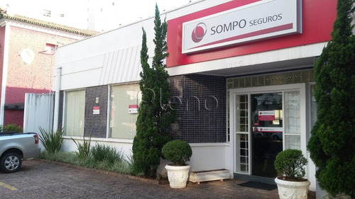 Salão Para Aluguel Em Cambuí - Sl014576