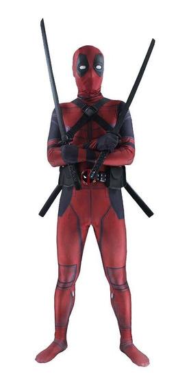 Traje De Deadpool Mercadolibre Com Mx
