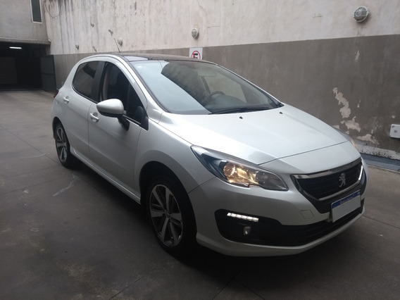 Peugeto 308 2018 Hdi Allure Pack