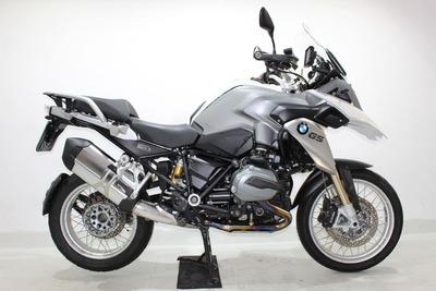 Bmw R 1200 Gs Premium 2017 Branca
