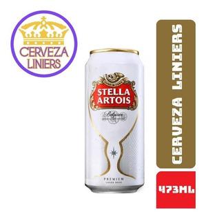 Cerveza Stella Lata 473 Ml Liniers Mataderos Vluro Ldmiraldo