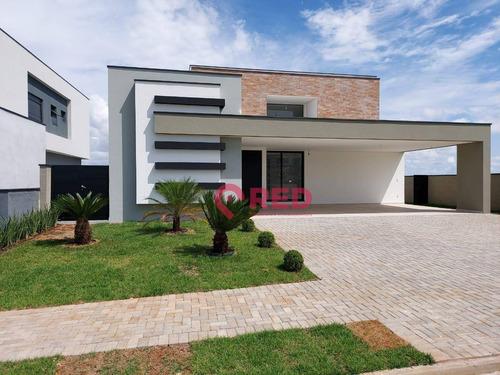 Casa À Venda, 255 M² Por R$ 1.680.000,00 - Alphaville Nova Esplanada Iii - Votorantim/sp - Ca0311