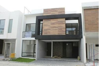 Casa En Venta En Fracc. Monteolivo,recta Cholula, Periferico