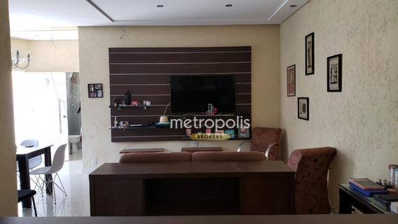 Casa Com 1 Dormitório À Venda, 79 M² Por R$ 350.000,00 - São José - São Caetano Do Sul/sp - Ca0042