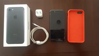 iPhone 7 De 128gb Negro Mate Telcel