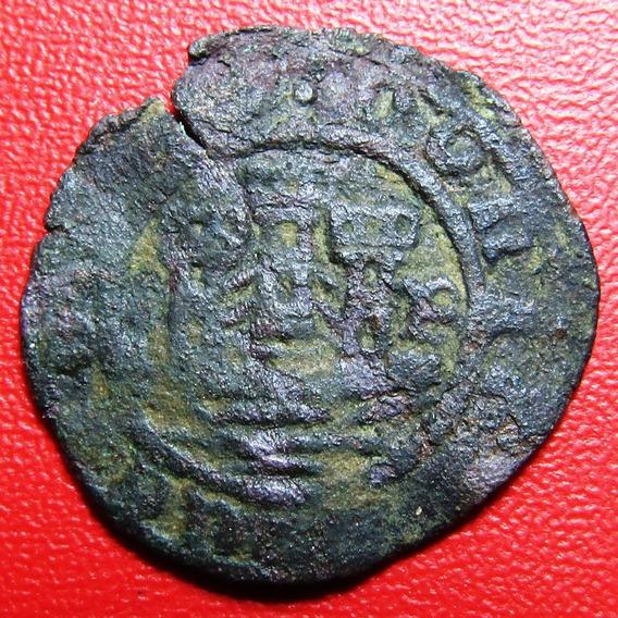 Portugal Moneda Ceitil 1521 - 1557 Juan I I I