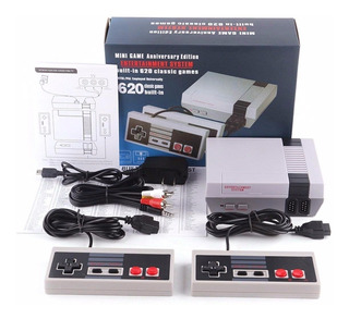 Consola De Videojuegos Retro Nueva Con 620 Juegos