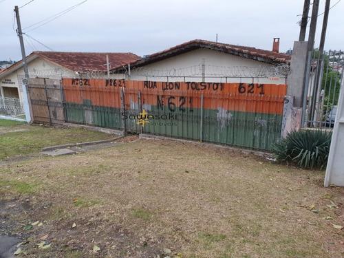 Terreno A Venda No Bairro Lindóia Em Curitiba - Pr.  - 5811-1