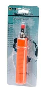 Herramienta Ponchadora De Impacto Wireplus Con Hojilla S110