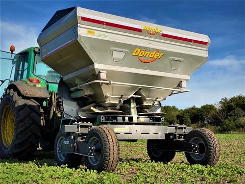 Imagen 1 de 14 de Fertilizadora Donder 4000 Lts En Acero Inoxidable