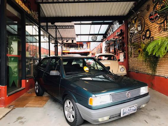 Volhswagen Gol Cl 1.8 Turbo Garagem Retrô