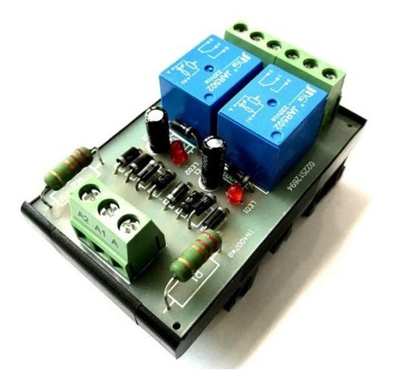 Acoplador Rele Duplo Jar502 24vcc Jng