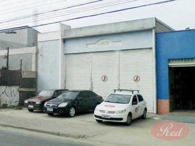 Salão Comercial Para Locação, Jundiapeba, Mogi Das Cruzes - Sl0087. - Sl0087